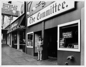 The Committee Theater ext. 1963