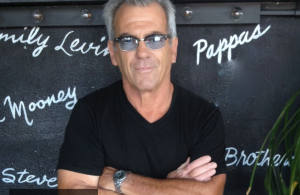 John Pappas at The Comedy Store, 2014