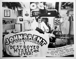 John Brent Halloween