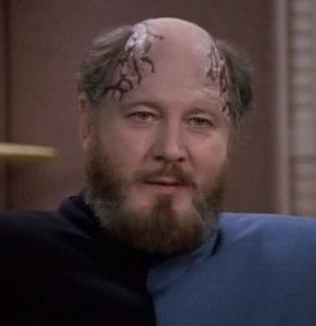 Stiers, David Ogden Star Trek TNG 1991